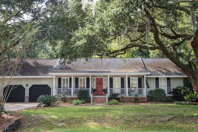 Hobcaw Point Single Family Home For Sale: 299 Bampfield Drive