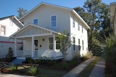 Charleston Single Family Home Contingent: 49 Maple Street