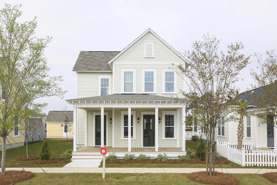 Single Family Home For Sale: 2000 Evening Tide Drive