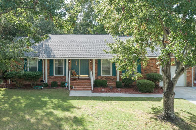 Mount Pleasant Single Family Home Contingent: 1630 Longview Road