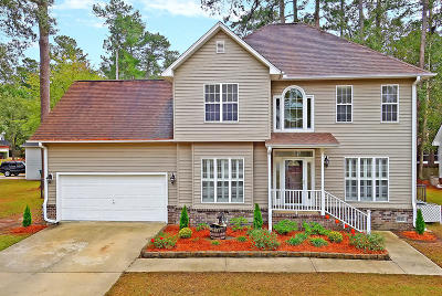 Dorchester County Single Family Home For Sale: 1012 Shinnecock Hill Court