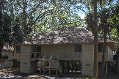 Edisto Beach SC Attached For Sale: $262,500