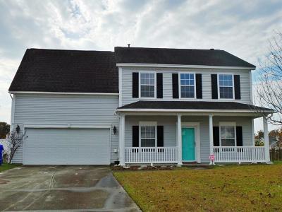 Grand Oaks Plantation Single Family Home For Sale: 903 Mockingbird Lane