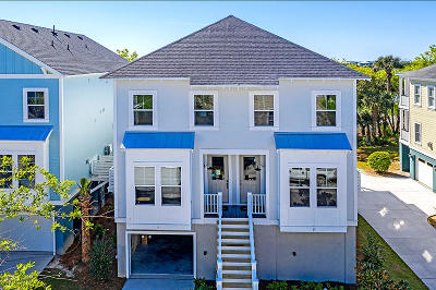 James Island Attached For Sale: 118 Howard Mary Drive #A