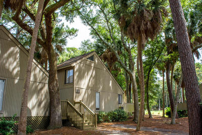 Edisto Beach SC Attached Contingent: $76,900