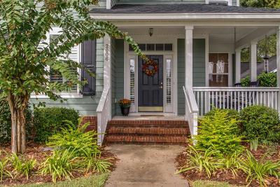Berkeley County, Charleston County Single Family Home For Sale: 2006 Pierce Street