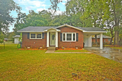 Charleston Single Family Home For Sale: 2203 Church Creek Dr
