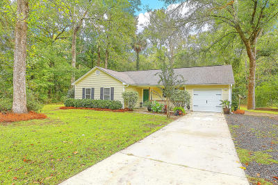 Johns Island Single Family Home Contingent: 3445 Walter Drive