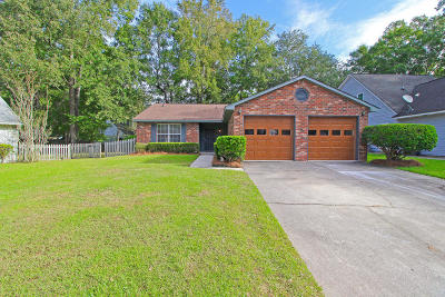 Charleston Single Family Home Contingent: 133 Old Saybrook Road