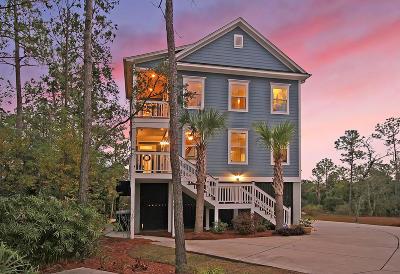 Single Family Home For Sale: 531 Sanders Farm Lane