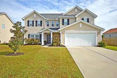 Hanahan Single Family Home For Sale: 7006 Bellflower Lane