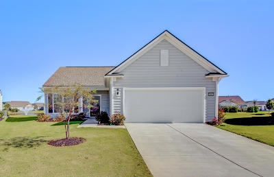 Summerville Single Family Home For Sale: 108 Windward Court