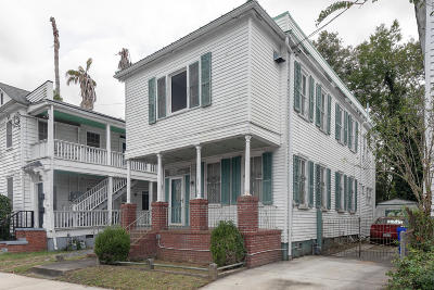 Charleston Single Family Home For Sale: 121 Cannon Street