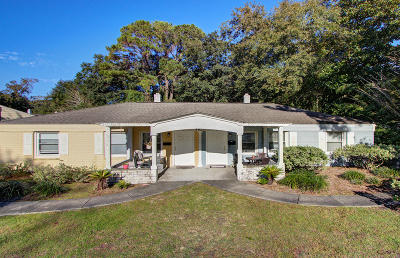 North Charleston Multi Family Home For Sale: 4620 Oakwood Avenue #A &