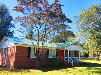 Walterboro Single Family Home Contingent: 62 Knights Avenue