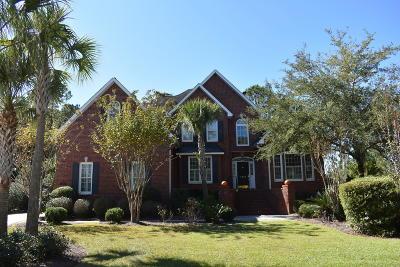 Brickyard Plantation Single Family Home Contingent: 1419 Madison Court
