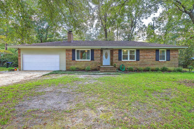 Single Family Home Contingent: 203 Lenwood Drive