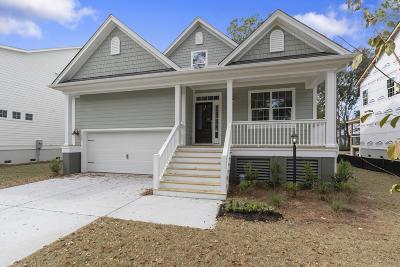 Charleston Single Family Home For Sale: 1605 Secessionville Road