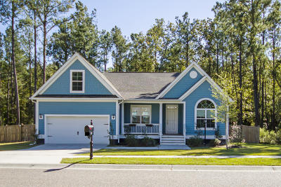Summerville Single Family Home Contingent: 1072 Blockade Runner Parkway