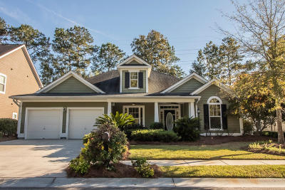 North Charleston Single Family Home For Sale: 8557 Royal Palms Lane
