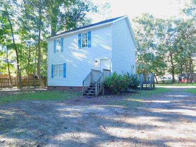 Johns Island Single Family Home For Sale: 6075 Overlook Road