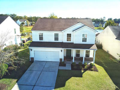 Dorchester County Single Family Home For Sale: 9649 S Carousel Circle