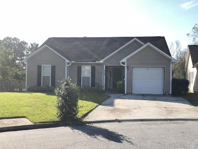 Charleston Single Family Home Contingent: 8520 Brookforest Drive