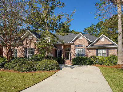 Brickyard Plantation Single Family Home For Sale: 2820 Waterpointe Circle