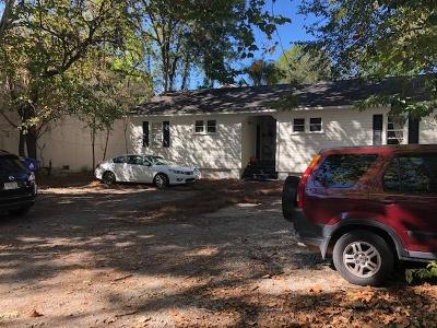 Multi Family Home For Sale: 10 Oliver Court