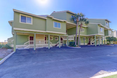 Isle Of Palms Attached For Sale: 11 Mariners Walk Walk #11 B