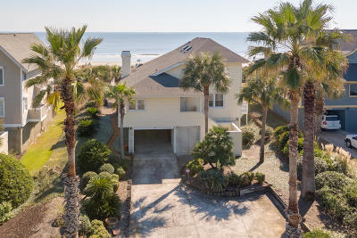 Isle Of Palms Single Family Home For Sale: 8 Sand Dune Lane
