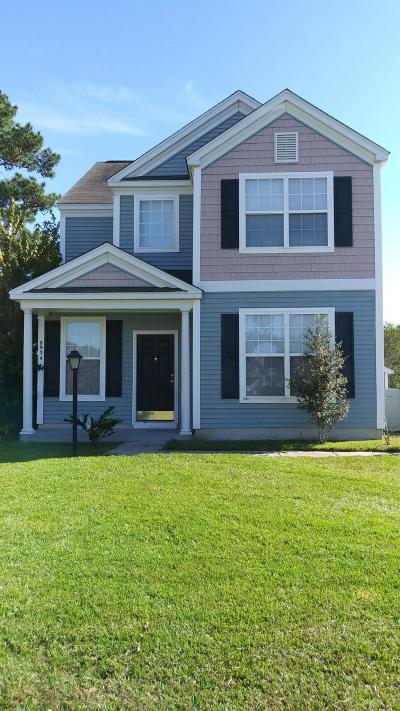 Dorchester County Single Family Home For Sale: 8954 N Red Maple Circle
