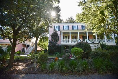 Single Family Home For Sale: 23 Isle Of Hope Road