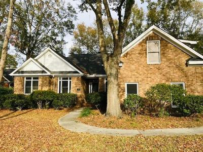 Mount Pleasant Single Family Home For Sale: 1309 Waterfront Drive