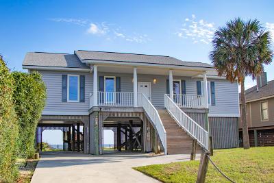 Folly Beach Single Family Home For Sale: 1013 E Arctic Avenue
