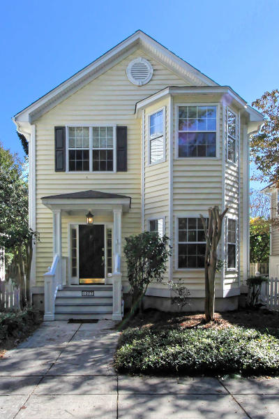 Mount Pleasant Single Family Home Contingent: 1077 Mathis Ferry Road