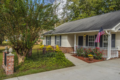 Ladson Single Family Home Contingent: 3360 Pinewood Drive