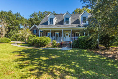 Summerville Single Family Home For Sale: 1001 Bryce Court