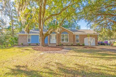 Ladson Single Family Home For Sale: 134 Tall Pines Road