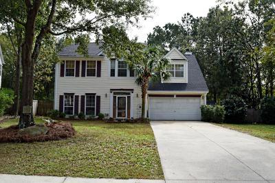 Goose Creek Single Family Home For Sale: 114 Fairbury Drive