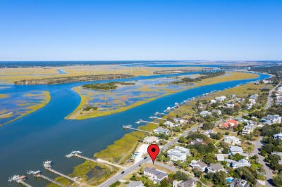 Isle Of Palms Residential Lots & Land For Sale: 120 Palm Boulevard
