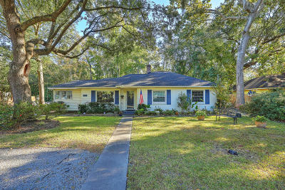 Single Family Home Contingent: 672 W Oak Forest Drive