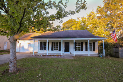Ladson Single Family Home Contingent: 704 Oxford Road