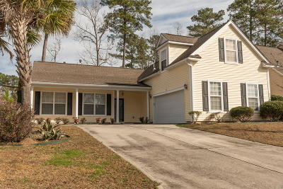 Wescott Plantation Single Family Home For Sale: 9329 Ayscough Road
