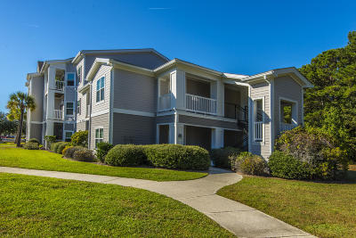 Charleston County Attached For Sale: 1300 Park West Boulevard #918