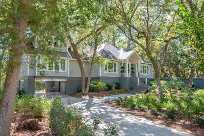 Kiawah Island Single Family Home For Sale: 81 Wax Myrtle Court