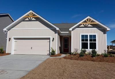 Single Family Home For Sale: 1229 Hammrick Lane