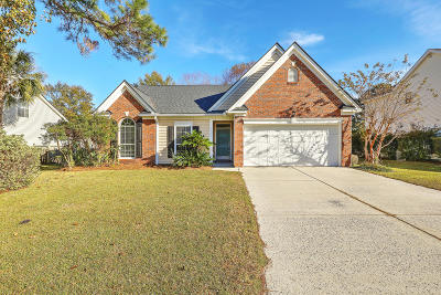 Mount Pleasant Single Family Home Contingent: 1309 Sassafrass Circle