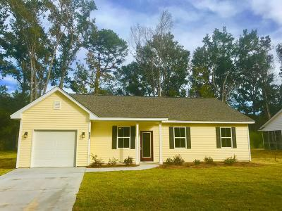 Johns Island SC Single Family Home Contingent: $259,000