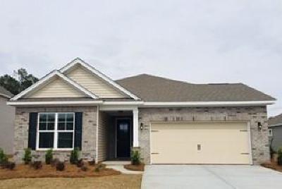 Single Family Home For Sale: 1217 Hammrick Lane
